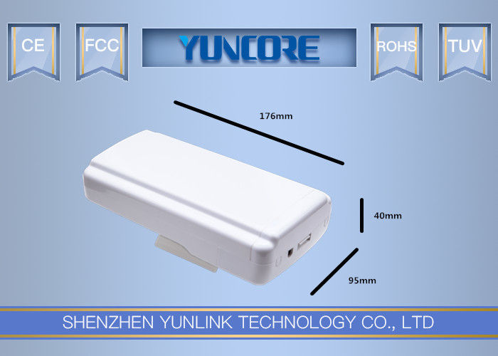 300Mbps 802.1n MIMO 2.4 GHz Outdoor CPE , Hi-Max Weatherproof Wireless Outdoor CPE